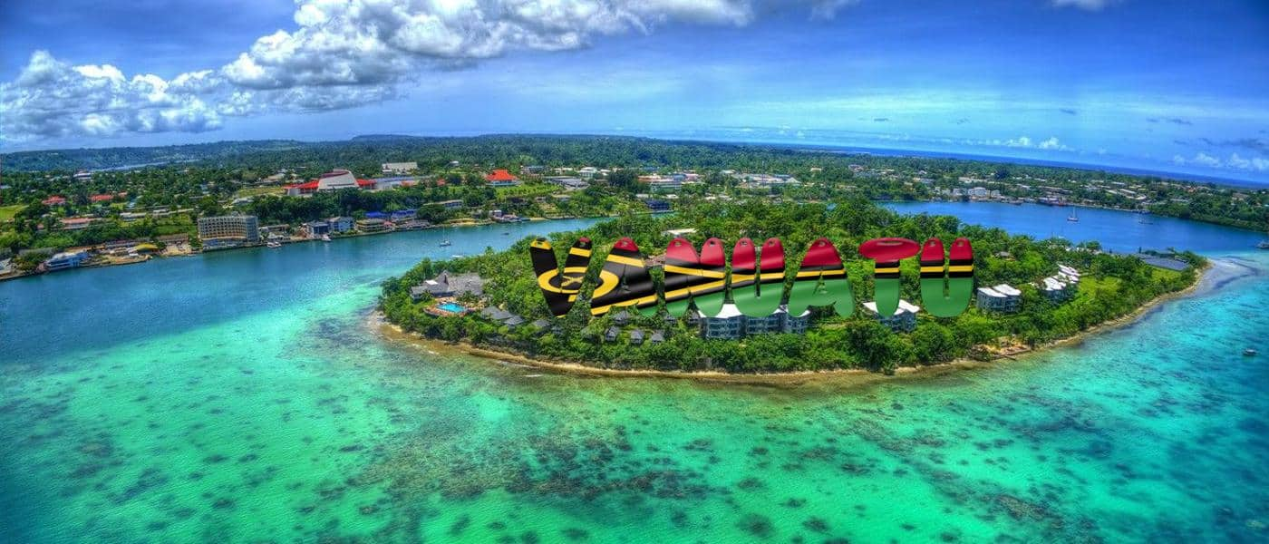 Vanuatu - shipping logistics